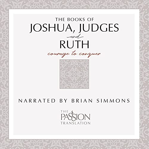 The Books of Joshua, Judges, and Ruth cover art