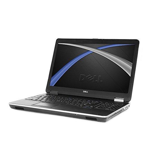 Dell Latitude E6540 15.6in Laptop, Core i7-4600M 2.9GHz, 8GB Ram, 240GB SSD, DVDRW, Windows 10 Pro 64bit (Renewed)