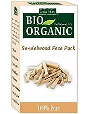 Indus Valley Organic Sandalwood Face Pack 100G