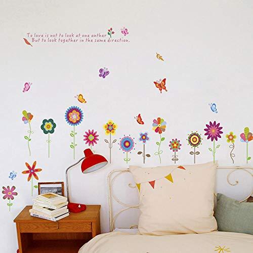Adesivi decorativi da parete per soggiorno, camera da letto, decorazione per la casa, per il armadio, personaggi fai da te in PVC