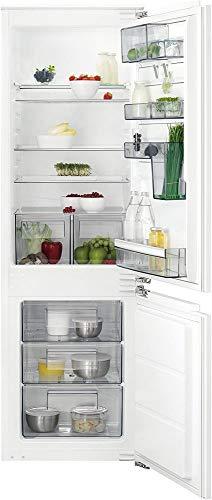 AEG SCB61824LF Incasso 260L A++ Bianco frigorifero con congelatore