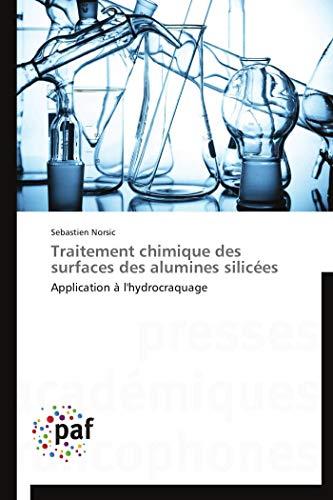 Traitement chimique des surfaces des alumines silicées