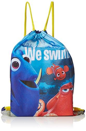 Buscando a Dory - Set Gym Bag, cantimplora y Toalla (Kids Euroswan WD17019)