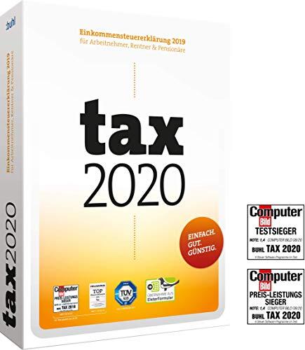 Tax 2020 (für Steuerjahr 2019| Standardverpackung)
