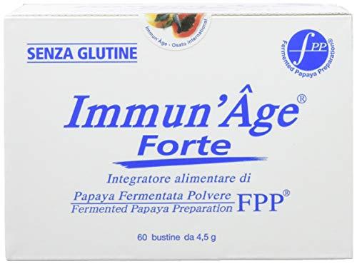 Named 10527 Immun'age Forte, Integratore Alimentare, 60 Buste da 4.5 gr