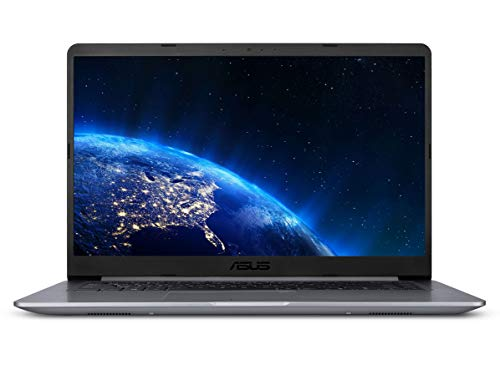 ASUS VivoBook F510QA Home and Business Laptop (AMD A12-9720P 4-Core, 4GB RAM, 128GB SSD, AMD Radeon R7, 15.6' Full HD (1920x1080), Fingerprint, WiFi, Bluetooth, Webcam, 1xUSB 3.1, 1xHDMI) (Renewed)