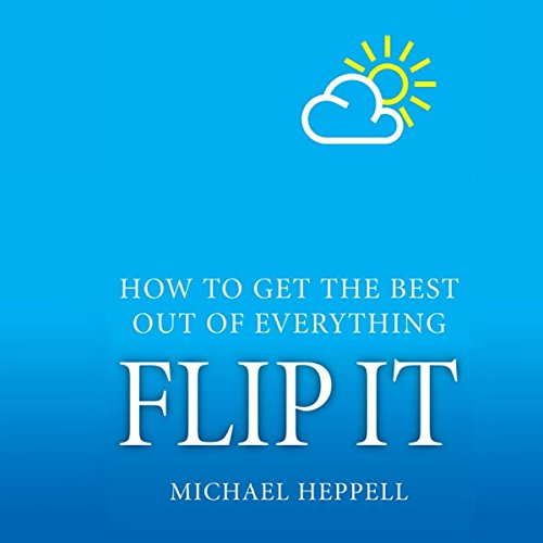 Flip It audiobook cover art