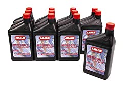 Amalie 160-62856-56-12PK Automatic Transmission Fluid. mercon v transmission fluid reviews