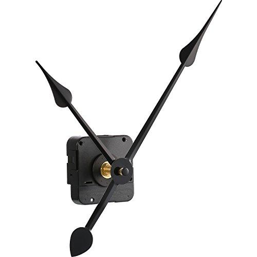 Mecanismo de Movimiento de Reloj de Par Alto con Agujas Grandes de 270 mm/ 10,6 Pulgadas de Largo (Longitud de Eje de 9/10 Pulgada/ 23 mm)