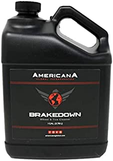Americana Global Brakedown Wheel & Tire Cleaner Gallon (2)