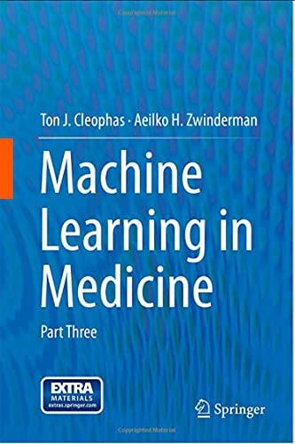 Machine Learning in Medicine: Part Three (Ebook PDF)