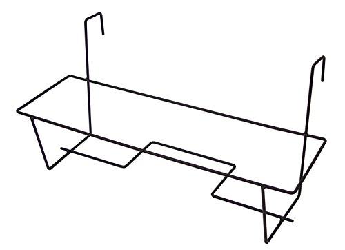 Imex El-Zorro Halterung für Blumenkästen Balkon Schmiedeeisen, geschmiedet, schwarz 50x25x28 cm Schwarz