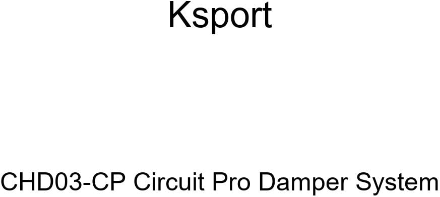 Animer and price revision Selling KSport CHD03-CP Circuit System Damper Pro