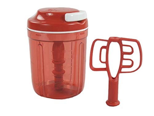 TUPPERWARE D20 TurboMAX rouge
