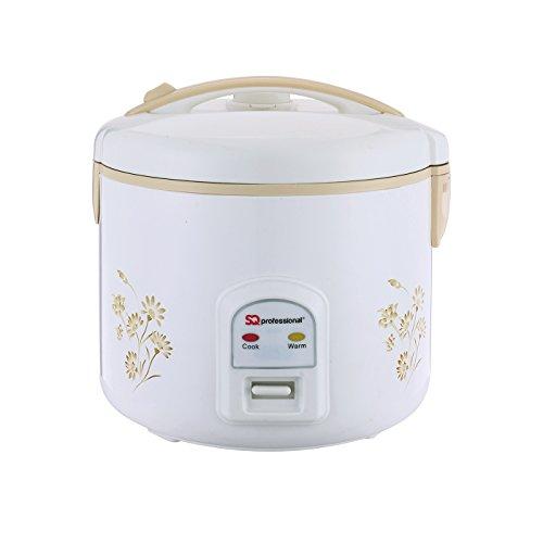 SQPro Deluxe Rice Cooker - 1.8L, 2.8L (1.8L)