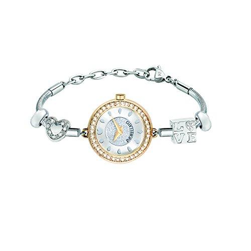 MORELLATO Orologio Analogico Quarzo Donna con Cinturino in Acciaio Inox R0153122593