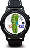 Best Golf Watches - GolfBuddy W10 Golf GPS Watch, Black Review