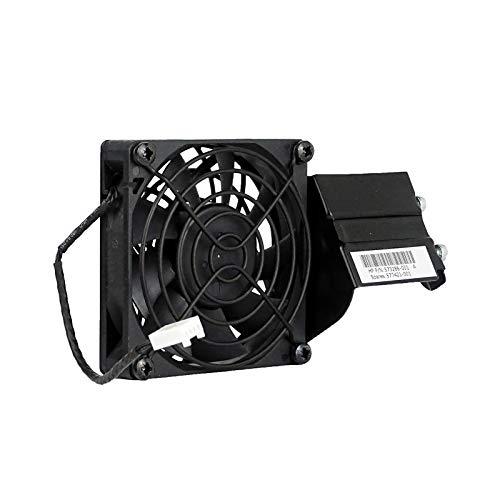 HP Z400líquido de refrigeración ventilador con soporte 573286–001
