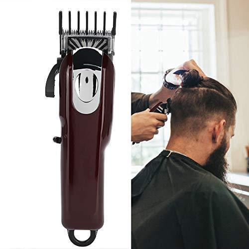 ZJchao Kit de recortador de Cabello inalámbrico USB, cortadora de Barba eléctrica, cortadora de Cabello, Herramienta de Corte para Peluquero Profesional y Uso doméstico