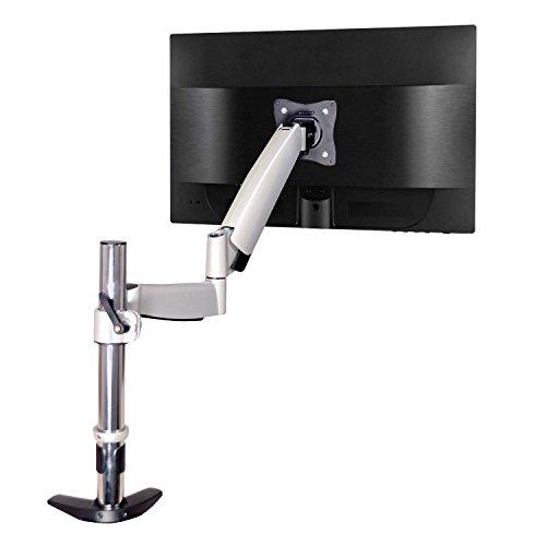 QualGear Qg-Dm-01-023 13-27' Articulating Monitor Desk Mount with Spring Arm