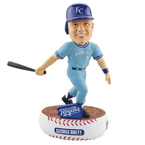 George Brett Kansas City Royals Baller Special Edition Bobblehead MLB