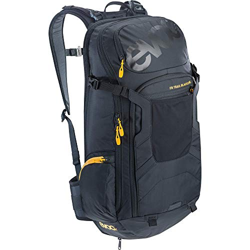 evoc Unisex's FR Trail Blackline Backpack-Black, Medium/20 Litre