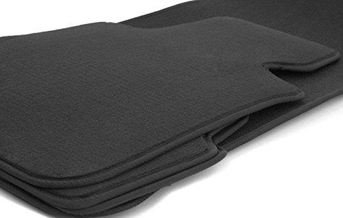 Fußmatten X1 E84 xdrive Velours Automatten Set Original Qualität 4-teilig schwarz
