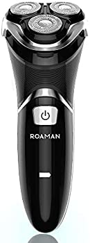 MAX-T Roaman Electric Razor with Pop-up Trimmer