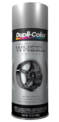DUPLI-COLOR Silver Wheel Coating
