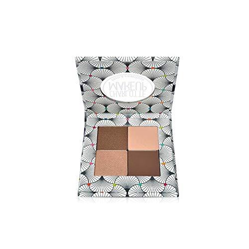 CHARLOTTE MAKE UP Les Yeux Palette Fard à Paupières Nude Bio Magnifier Regard/Illuminer Visage