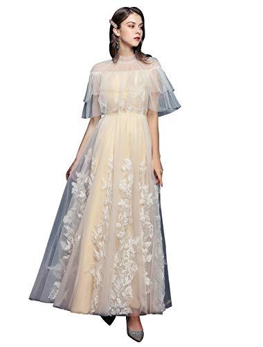 Vestido De Novia Al Tobillo