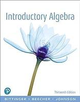Introductory Algebra, 13th Edition