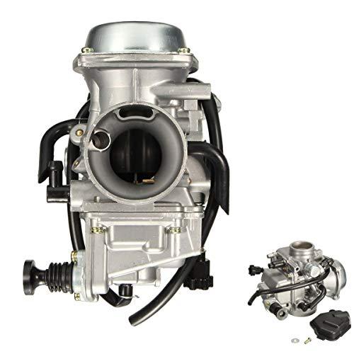 QIUXIANG Combustible Tanque de la Motocicleta Carburador Ajuste for Kawasaki ATV KLF300 for Honda TRX 300 por/TRX 300FW / TRX300 400 450 FOURTRAX 1988-2000