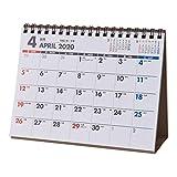 能率 NOLTY カレンダー 2020年 4月始まり B6 卓上 30 U228 ( カレンダー )