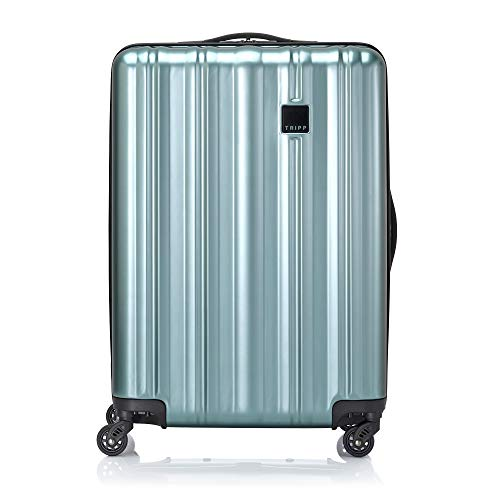 Tripp Mint Retro II Medium 4 Wheel Suitcase