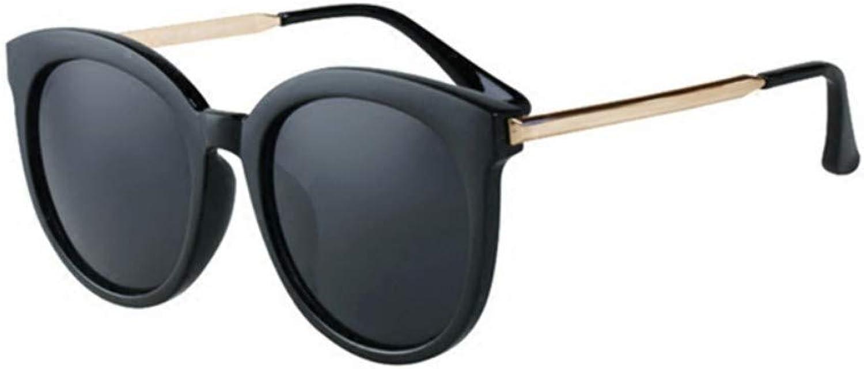 Fuqiuwei Sonnenbrillen Simple And Versatile Personality Retro Sunglasses Sunglasses Female Face