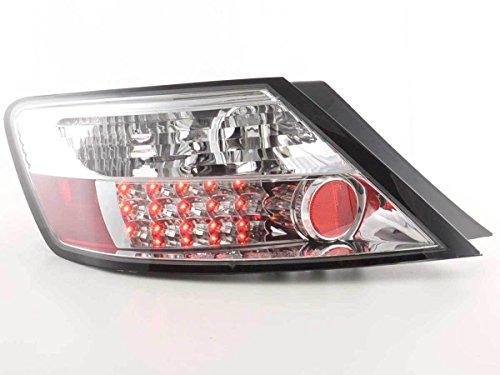 FK Automotive FKRLXLHO8039 LED Feux arrière, Chromé