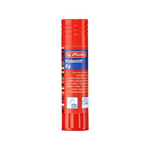 Herlitz Klebestift, lösungsmittelfrei, 8 g