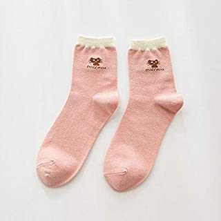mikibana Socks For Girls Baby Pink