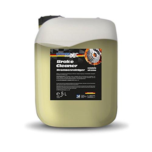 Bremsenreiniger - acetonhaltig - Fluid 5L