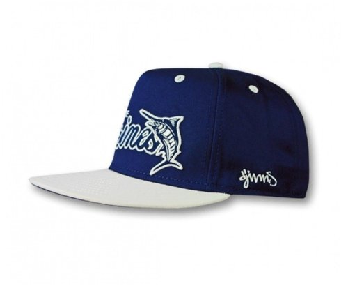 Djinns Marines Snapback Cap Navy Off White
