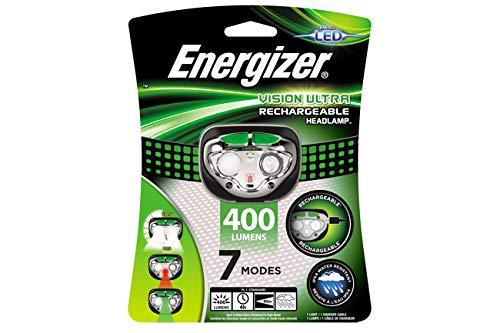Energizer ENR FL Linterna Frontal RECAR 400L