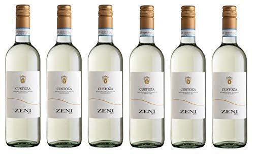6x 0,75l - 2019er - Zeni - Bianco di Custoza D.O.C. - Veneto - Italien - Weißwein trocken