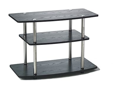 Convenience Concepts small tv stand for flat TVs