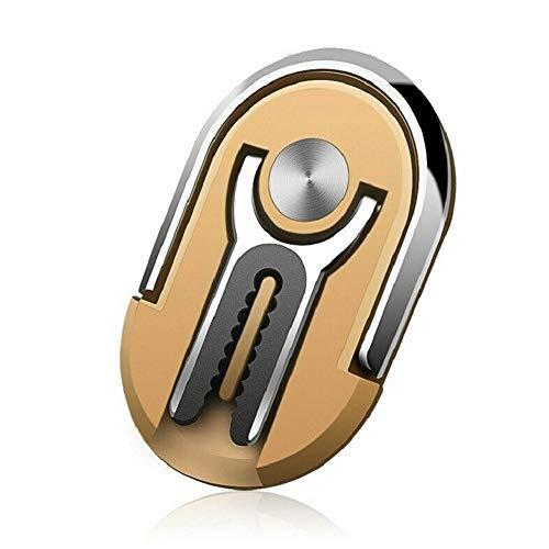 zhuyu Soporte de teléfono para auto, soporte universal de rejilla de ventilación, soporte estable para coche, soporte multifuncional para teléfono celular, soporte para smartphone con rotación gratuita