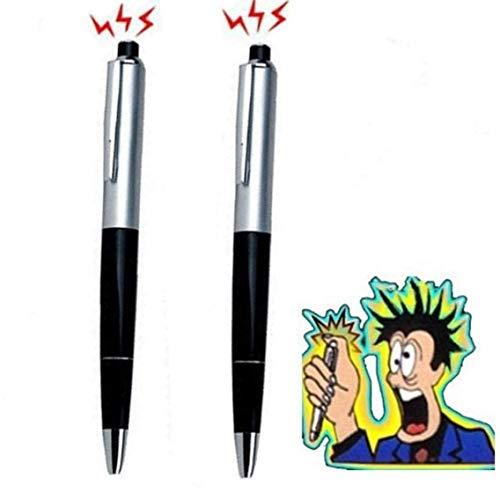 Onsinic 2 PC-Elektroschock-mit Batterie-Fun-Streich-Witz-Trick-Spielzeug für Schabernack