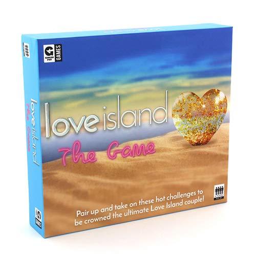 """Ginger Fox """"Love Island The Game"""", Spiel für Erwachsene (englische Version)"""