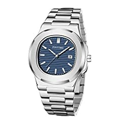 Simple Casual Unisex Design: Elegant fashion style, unisex design, and size for both men and women. This classic business and sport style watch will be greatly suitable for almost any occasion, outdoor activities, party with friends and family, busin...