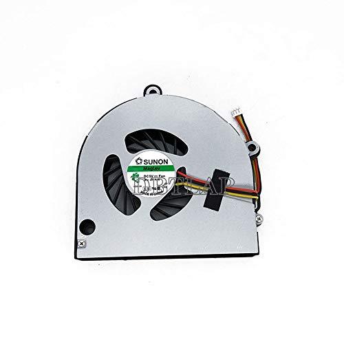 DBTLAP Ventilador de la CPU del Ordenador portátil para Acer Travelmate 5742Z...