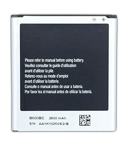 Bateria Compatible con Samsung Galaxy S4 / GT-I9505 / i9506/i9500/i9400/ GT-i9290 / VE GT-i9515L / Altius GTi9515/Google Play Edition/GPE I9505G/Active i9295 / S4 GT-i9502 DUOS| B600BC / B600BE